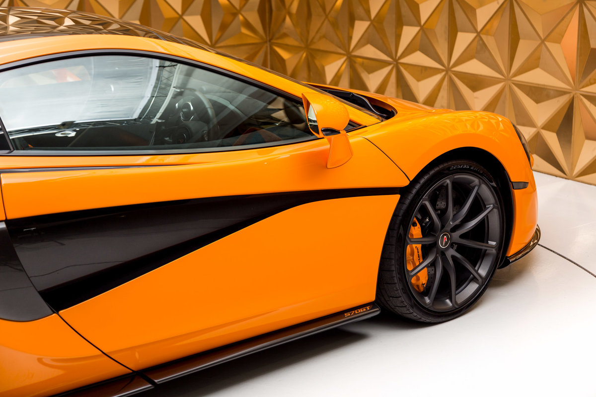 2018 McLaren 570GT For Sale (picture 7 of 11)