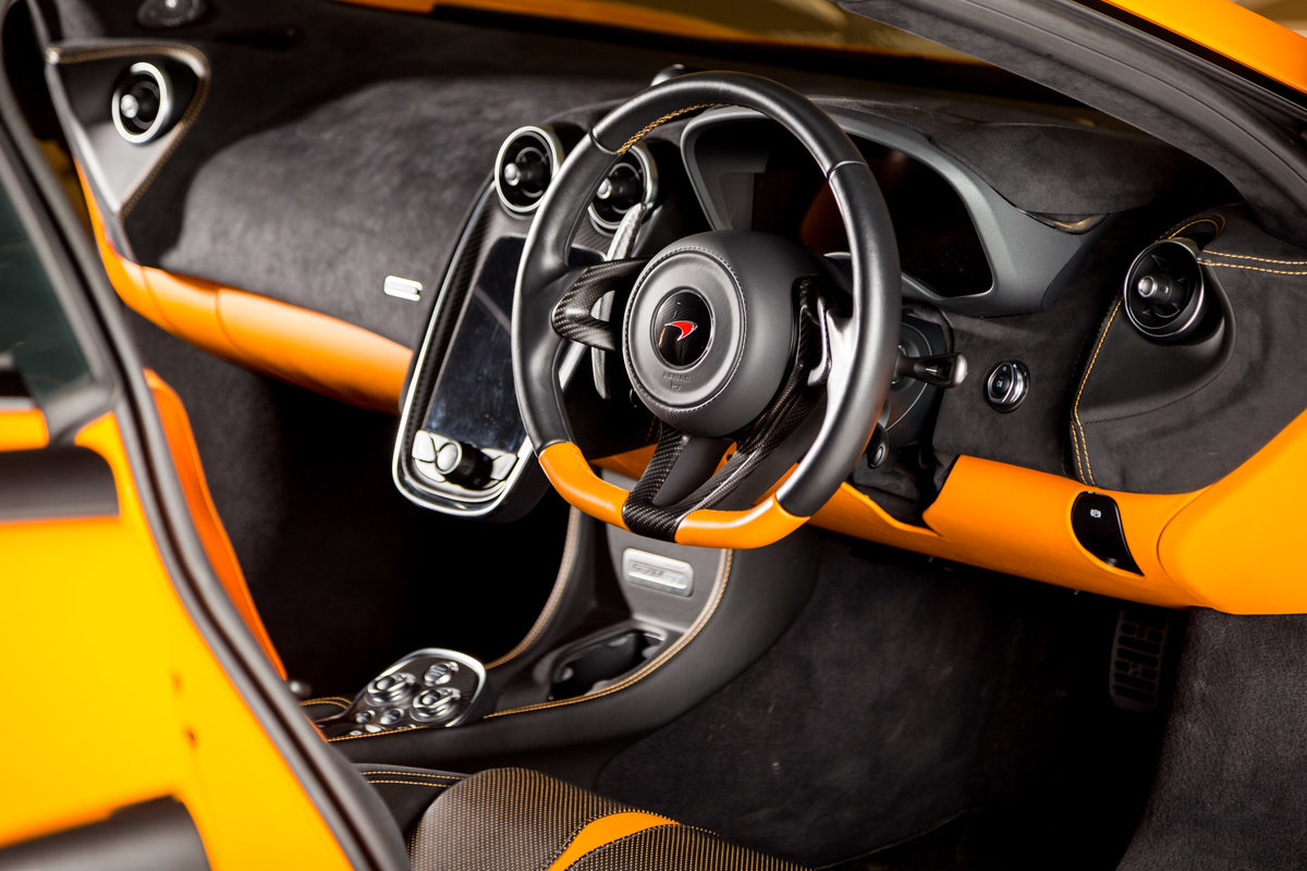 2018 McLaren 570GT For Sale (picture 8 of 11)