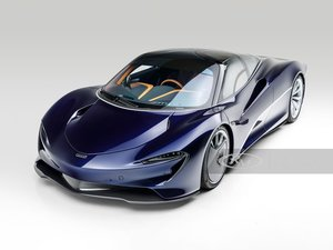 Picture of 2020  McLaren Speedtail