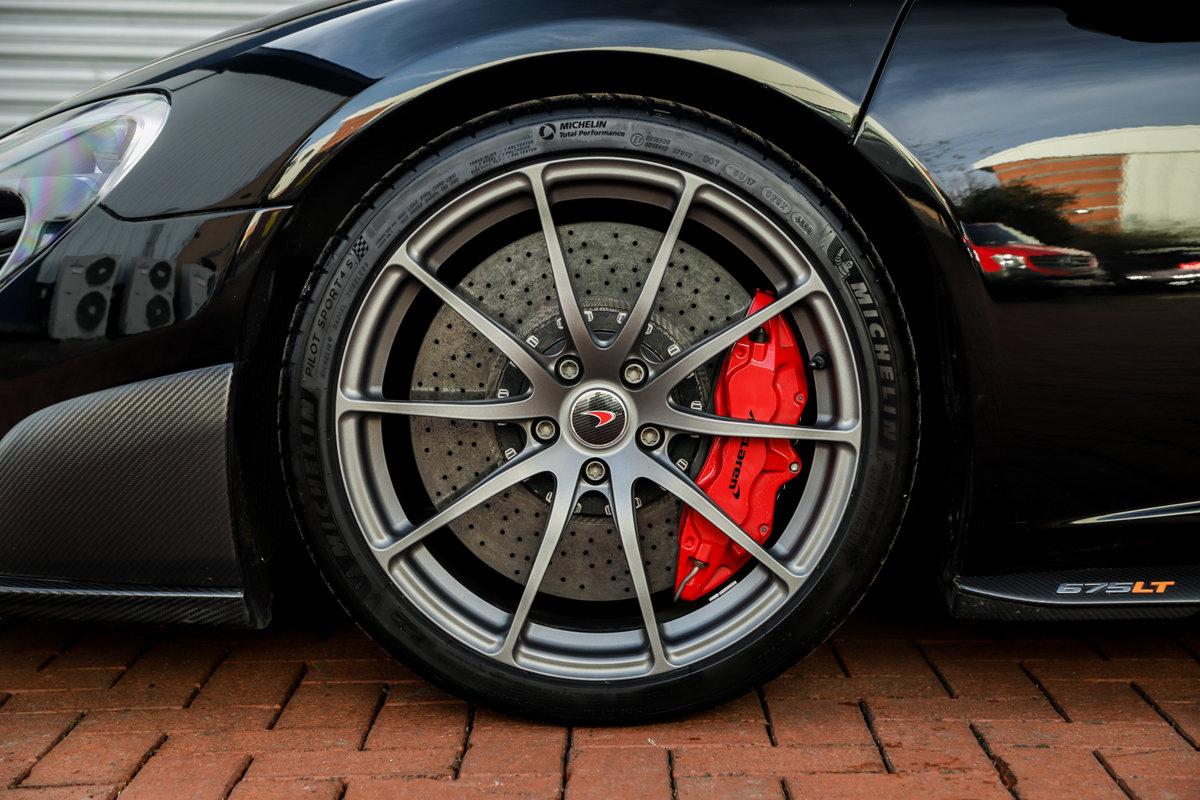 2016 McLaren 675LT Clubsport For Sale (picture 9 of 25)