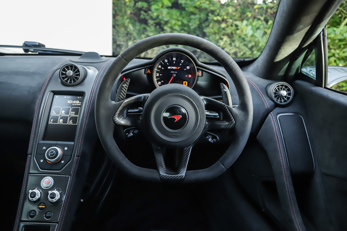 2016 McLaren 675LT Clubsport For Sale (picture 20 of 25)