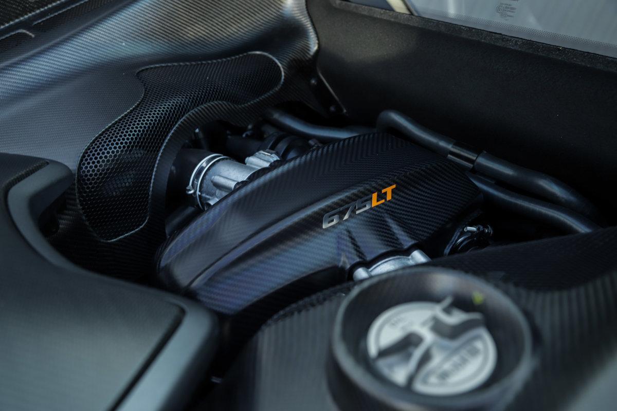 2016 McLaren 675LT Clubsport For Sale (picture 25 of 25)