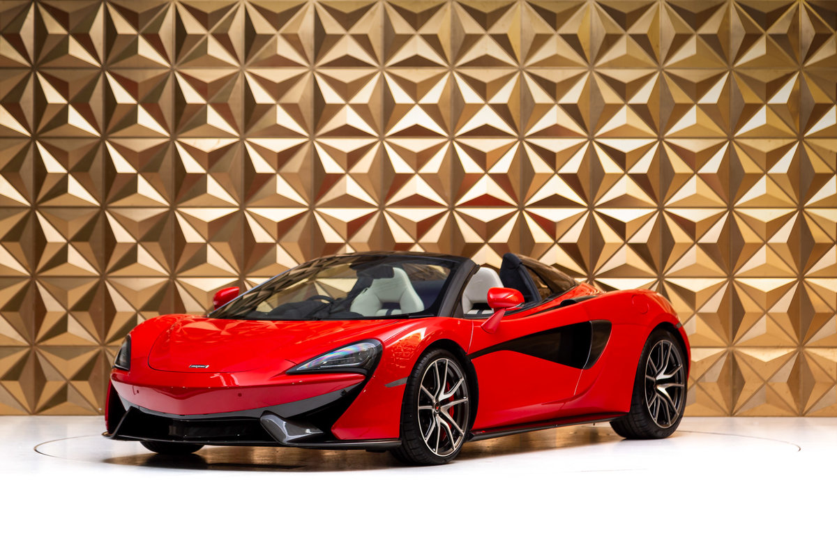 2018 McLaren 570s Spider For Sale (picture 2 of 12)