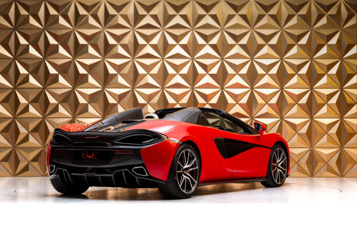2018 McLaren 570s Spider For Sale (picture 3 of 12)