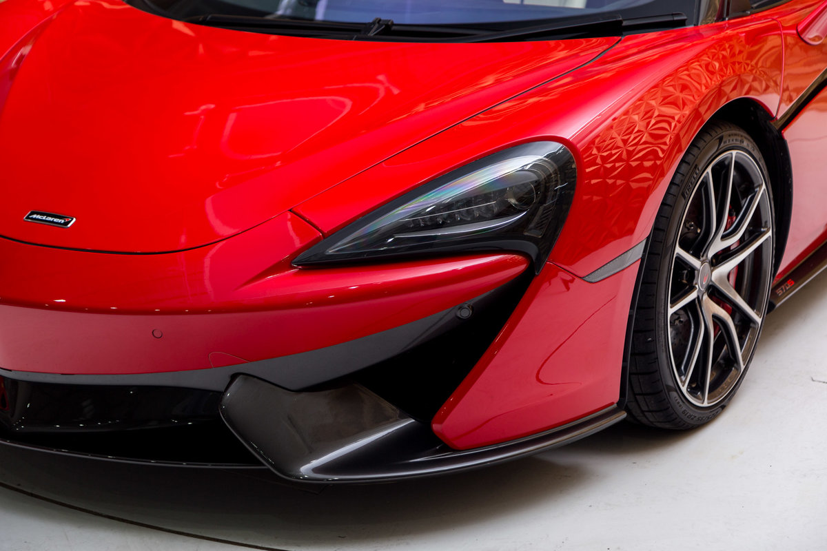 2018 McLaren 570s Spider For Sale (picture 5 of 12)