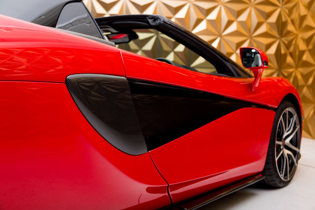 2018 McLaren 570s Spider For Sale (picture 7 of 12)
