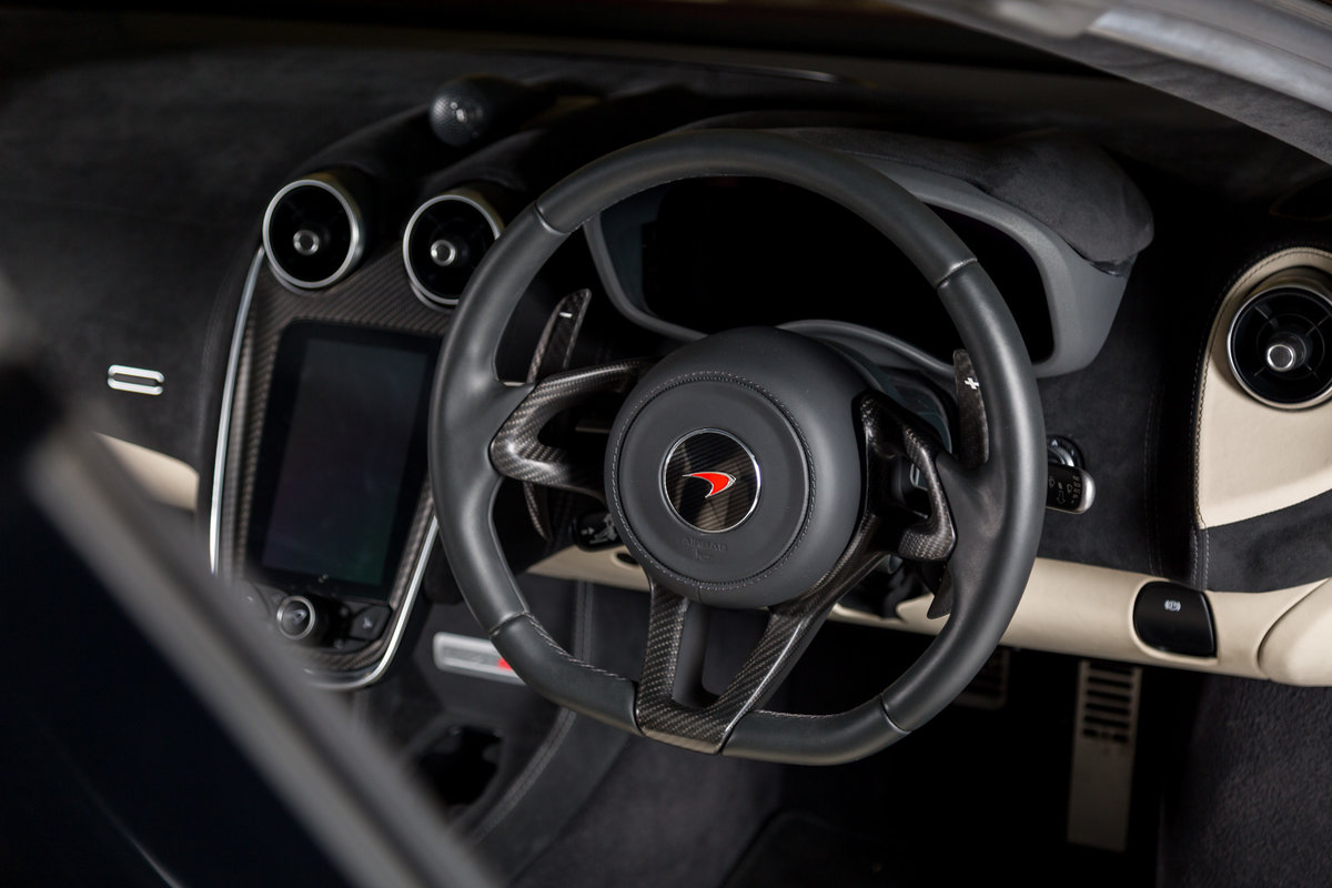 2018 McLaren 570s Spider For Sale (picture 10 of 12)
