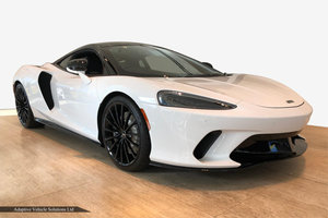 Save £34000 – McLaren GT Coupe inc Lifting + MSO Carbon Int.