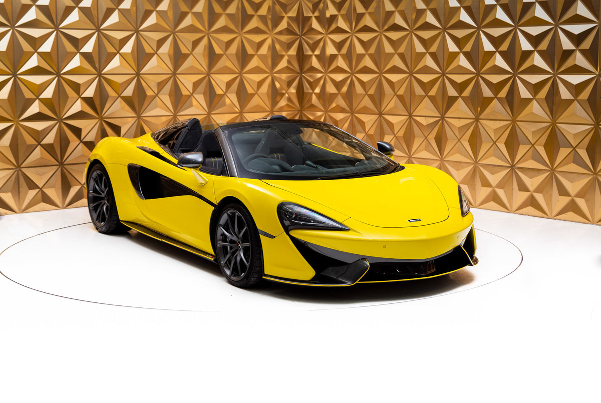 2017 McLaren 570s Spider For Sale (picture 1 of 11)
