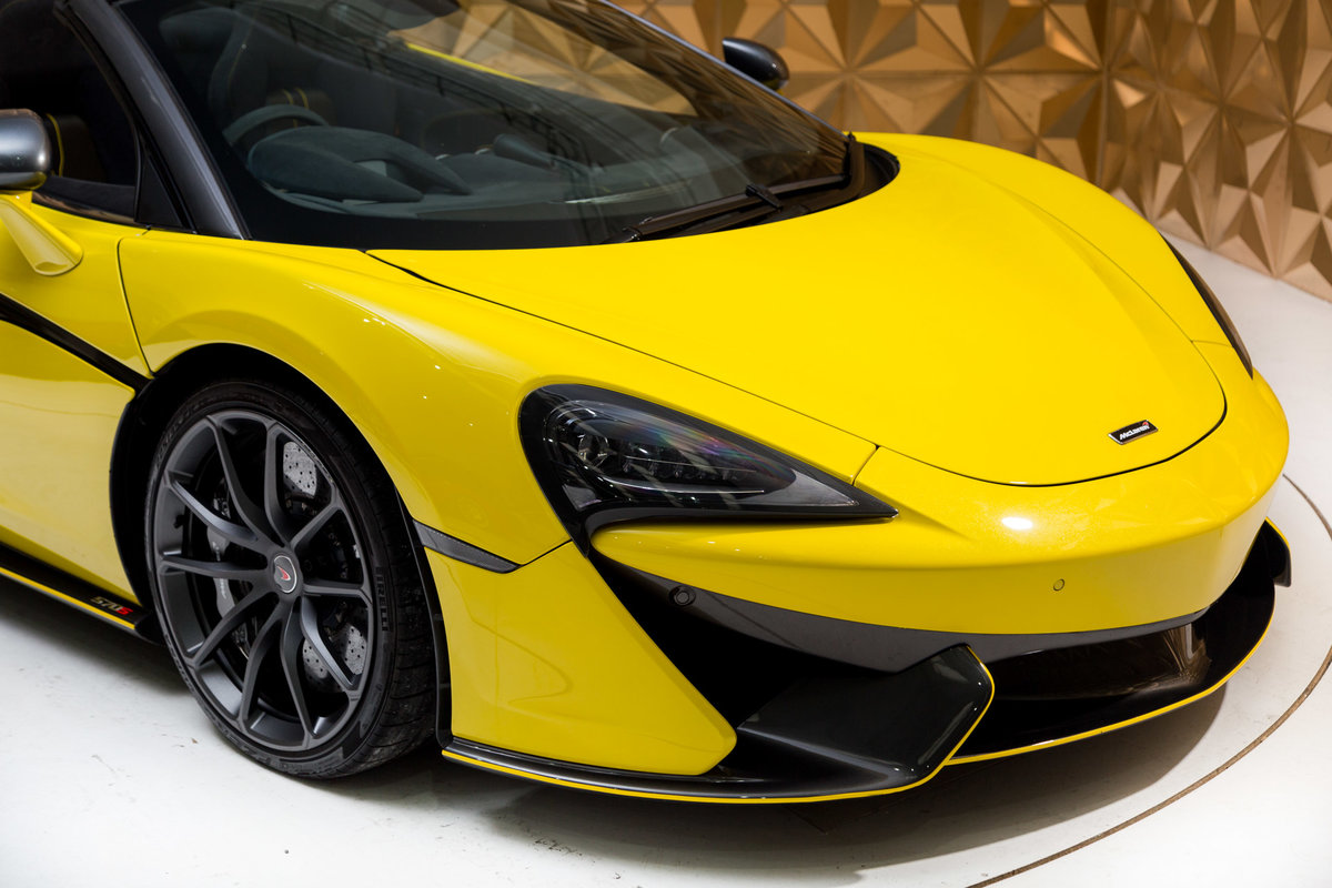 2017 McLaren 570s Spider For Sale (picture 4 of 11)