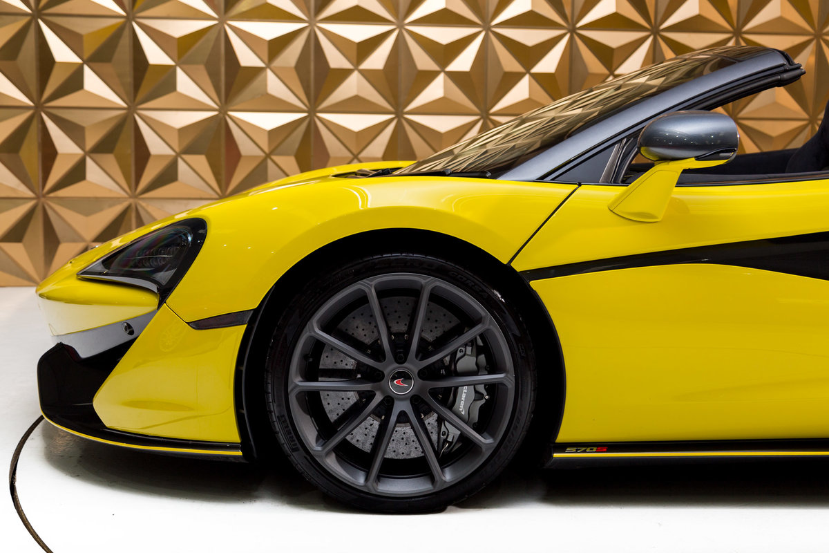2017 McLaren 570s Spider For Sale (picture 5 of 11)