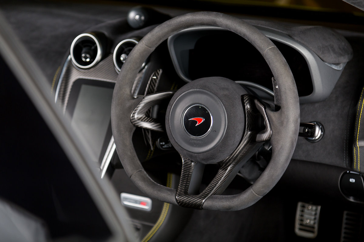 2017 McLaren 570s Spider For Sale (picture 8 of 11)