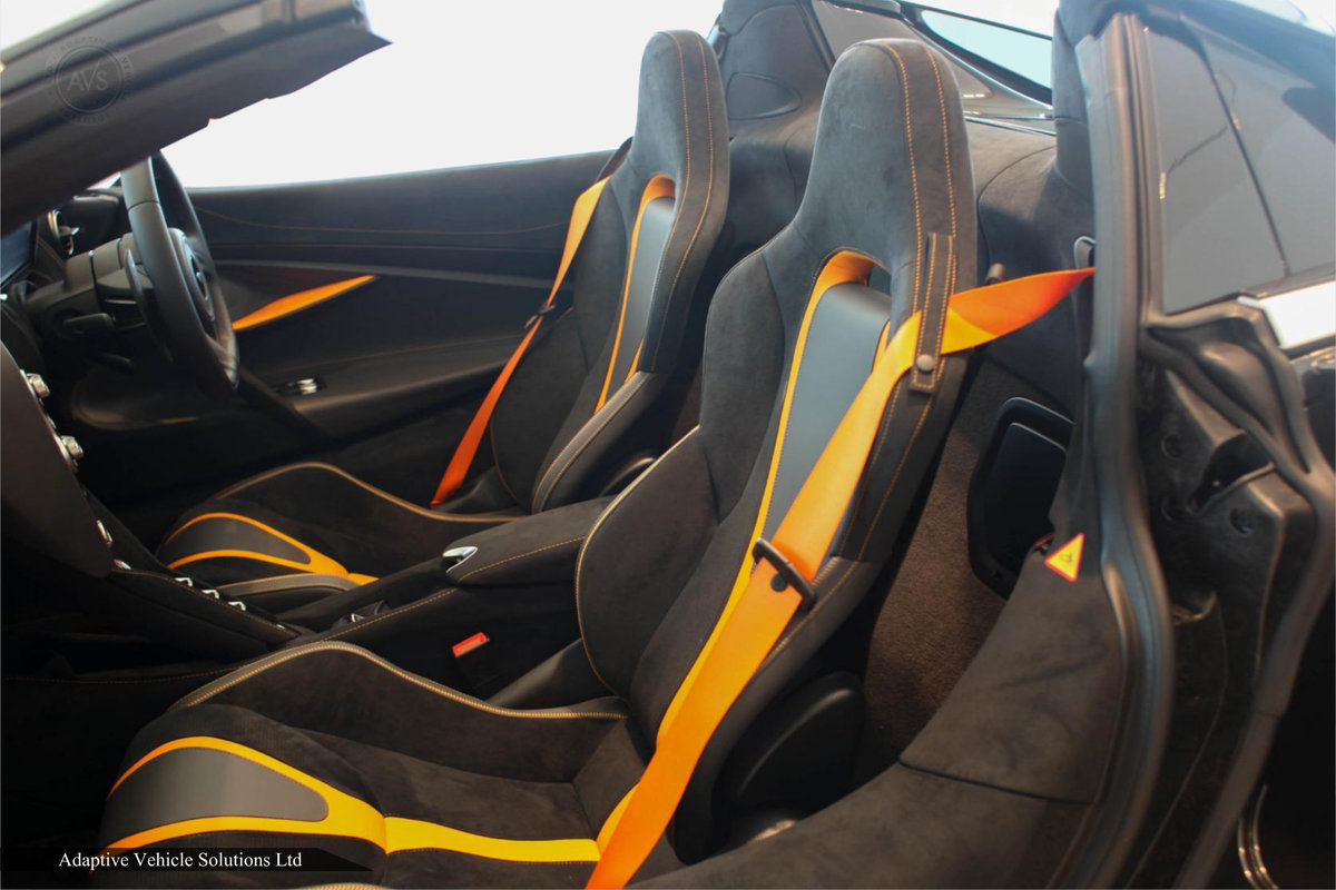 2021 Save £34,000 - McLaren 720s Spider 360 Cam. Carbon Pk III For Sale (picture 4 of 4)