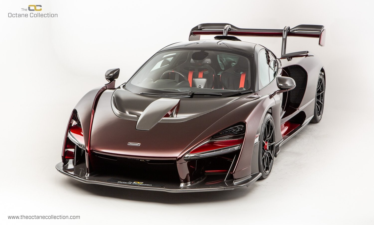 2019 MCLAREN SENNA // 1 OF 1 NERELLO RED // £115K+ MSO OPTIONS For Sale (picture 4 of 27)