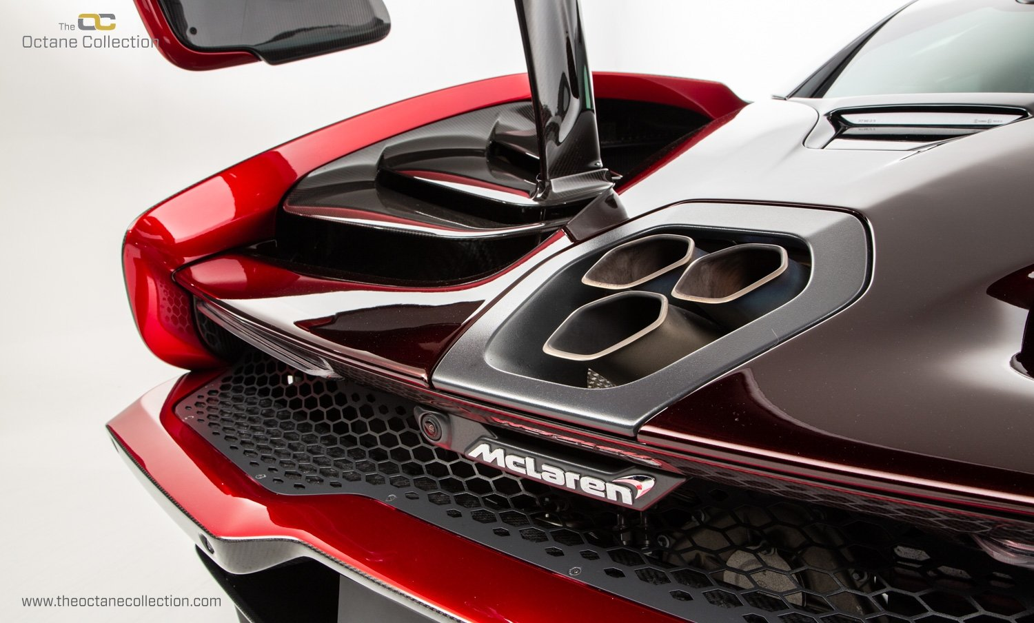 2019 MCLAREN SENNA // 1 OF 1 NERELLO RED // £115K+ MSO OPTIONS For Sale (picture 12 of 27)