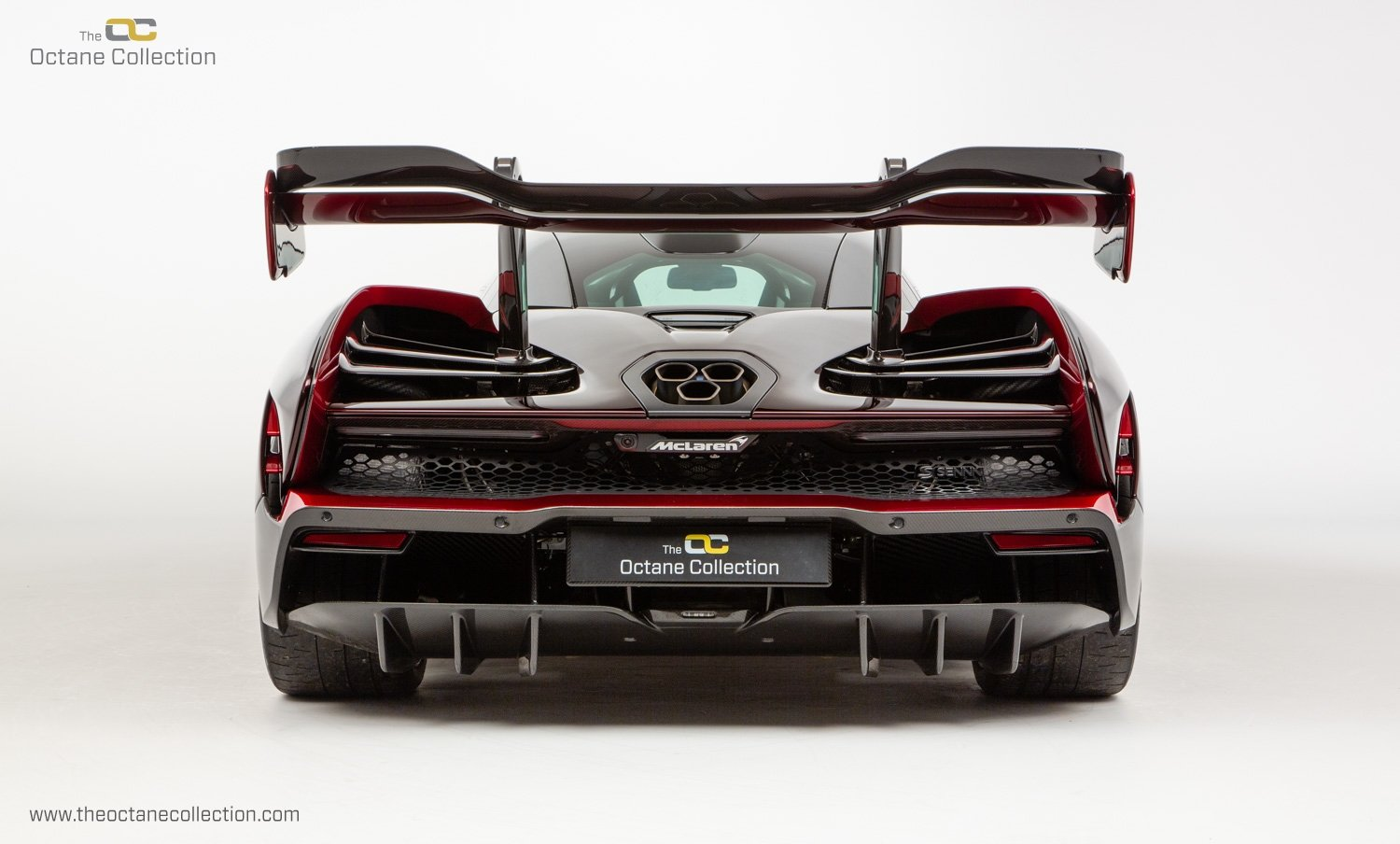 2019 MCLAREN SENNA // 1 OF 1 NERELLO RED // £115K+ MSO OPTIONS For Sale (picture 14 of 27)