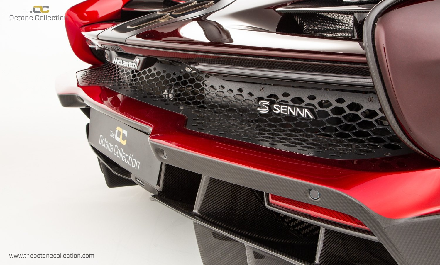 2019 MCLAREN SENNA // 1 OF 1 NERELLO RED // £115K+ MSO OPTIONS For Sale (picture 16 of 27)