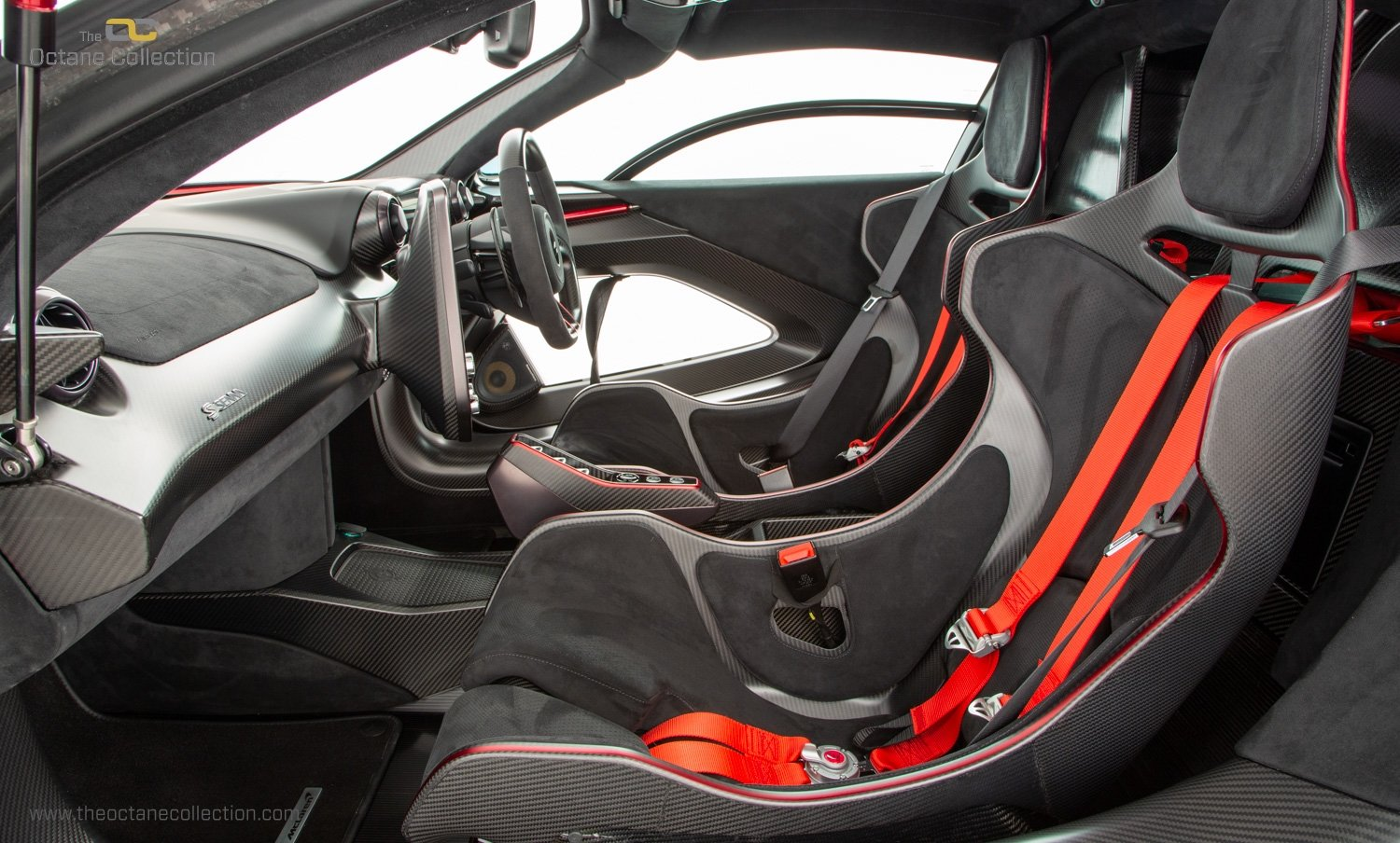 2019 MCLAREN SENNA // 1 OF 1 NERELLO RED // £115K+ MSO OPTIONS For Sale (picture 19 of 27)