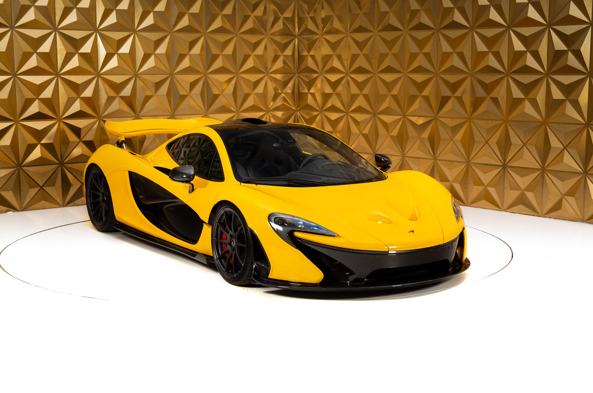 McLaren P1 2014 For Sale (picture 1 of 10)