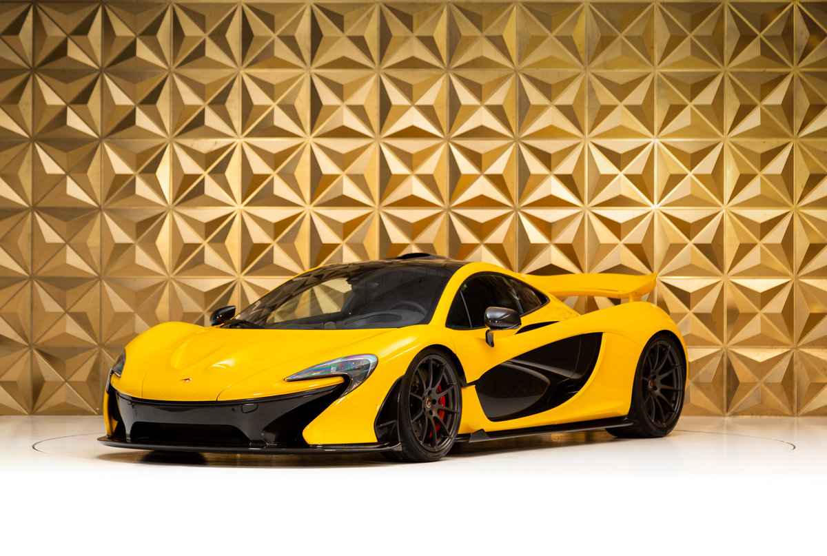 McLaren P1 2014 For Sale (picture 2 of 10)