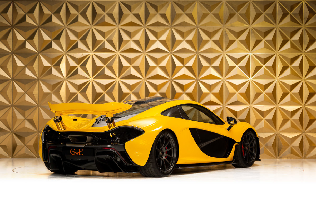 McLaren P1 2014 For Sale (picture 3 of 10)