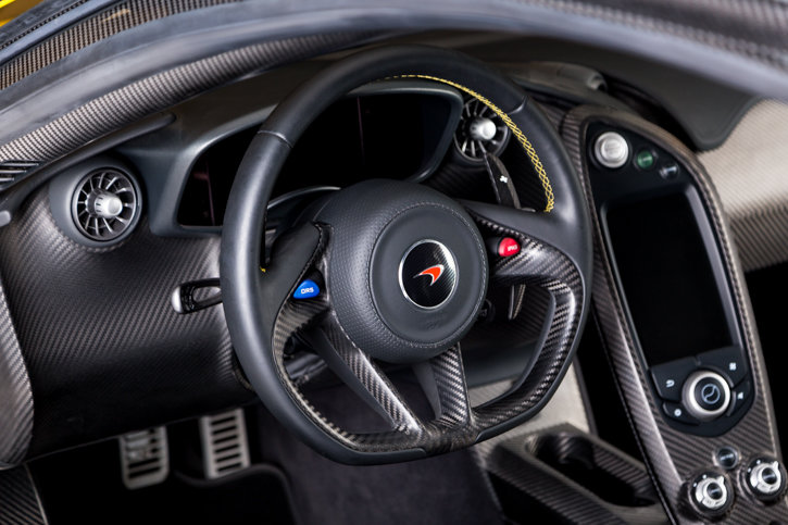 McLaren P1 2014 For Sale (picture 7 of 10)