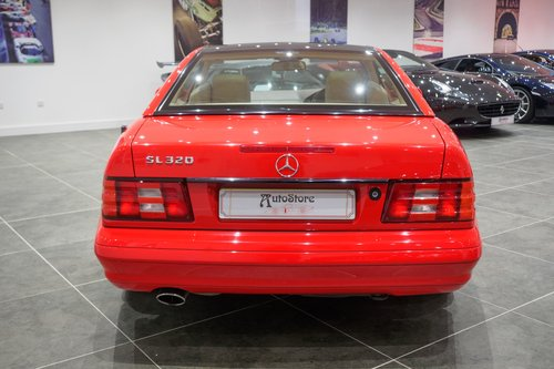 1999 Mercedes SL320 For Sale (picture 4 of 6)
