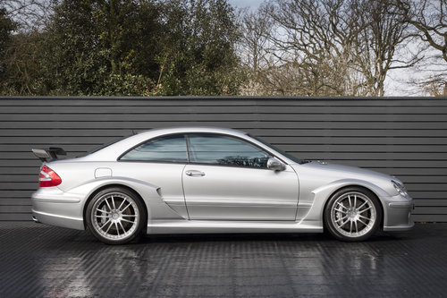 2005 Mercedes CLK DTM AMG SOLD (picture 3 of 6)