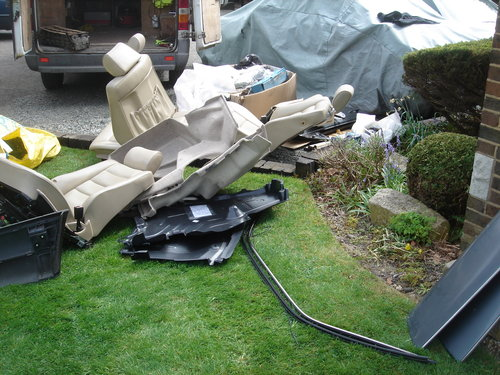 1995 Mercedes W124 CE TE E Parts - Breaking For Sale (picture 3 of 3)