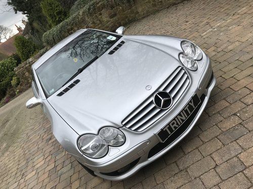 2002 Mercedes SL55 AMG in exacting condition REDUCED to sell For Sale (picture 2 of 6)