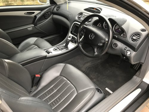 2002 Mercedes SL55 AMG in exacting condition REDUCED to sell For Sale (picture 6 of 6)