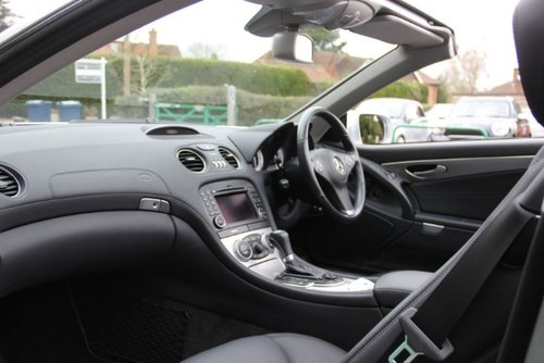 2012 Mercedes SL350 Convertible Automatic  SOLD (picture 4 of 4)