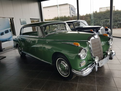 1961 Mercedes-Benz 300 Dora For Sale (picture 2 of 6)