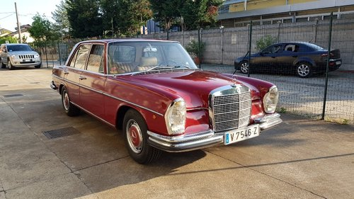 1966 mercedes 280 s For Sale (picture 1 of 6)