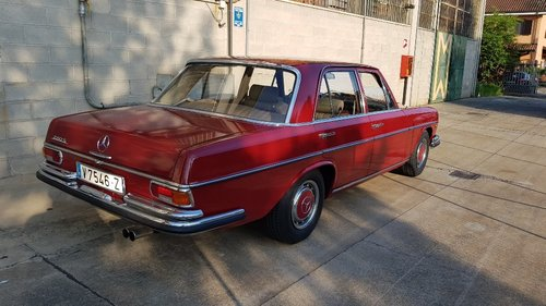 1966 mercedes 280 s For Sale (picture 6 of 6)