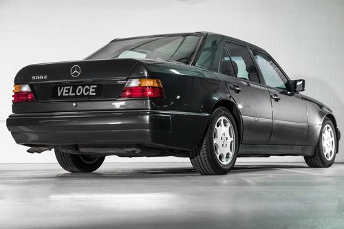 1992 Mercedes 500E W124 UK Registered  SOLD (picture 3 of 6)