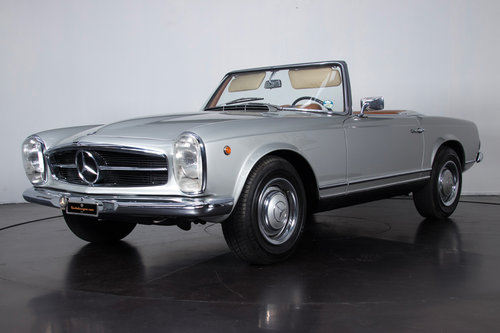 1966 Mercedes 230 SL - Automatic For Sale (picture 1 of 6)