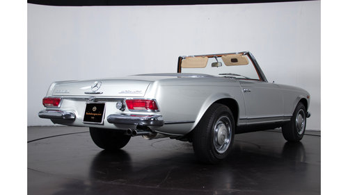 1966 Mercedes 230 SL - Automatic For Sale (picture 2 of 6)