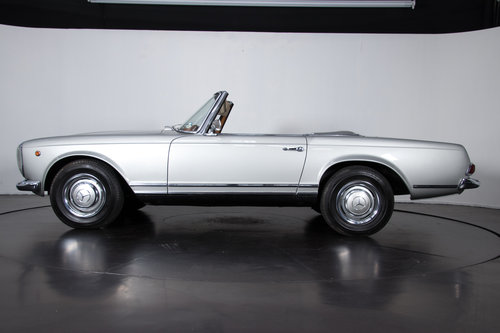 1966 Mercedes 230 SL - Automatic For Sale (picture 3 of 6)
