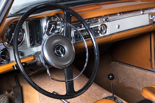 1966 Mercedes 230 SL - Automatic For Sale (picture 4 of 6)