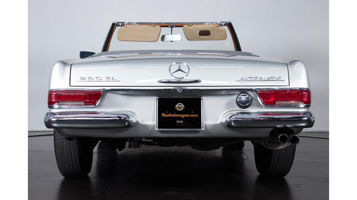 1966 Mercedes 230 SL - Automatic For Sale (picture 6 of 6)