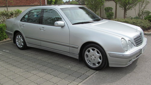 1999 Beautiful Low Mileage Low Owner Full History Car For Sale (picture 1 of 6)