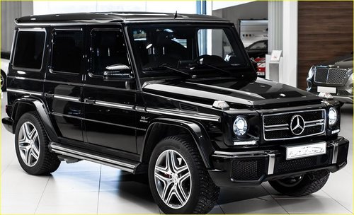 Mercedes Benz G Wagon For Sale >> 2017 Mercedes Benz G63 Amg G Wagon Lhd For Sale Car And