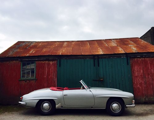 1961 Mercedes-Benz 190SL For Sale (picture 1 of 6)