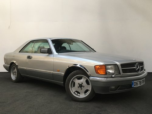 1987 420 SEC COUPE - 2 OWNERS - SUPER VALUE SOLD (picture 1 of 6)