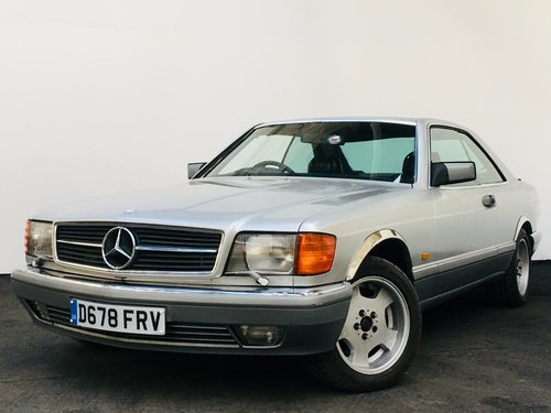 1987 420 SEC COUPE - 2 OWNERS - SUPER VALUE SOLD (picture 2 of 6)