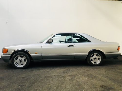1987 420 SEC COUPE - 2 OWNERS - SUPER VALUE SOLD (picture 4 of 6)