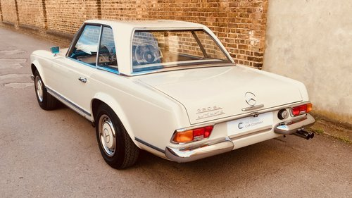 1969 Mercedes-Benz 280SL Pagoda RHD For Sale (picture 4 of 6)