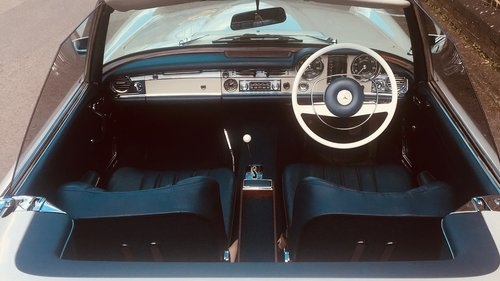 1969 Mercedes-Benz 280SL Pagoda RHD For Sale (picture 5 of 6)