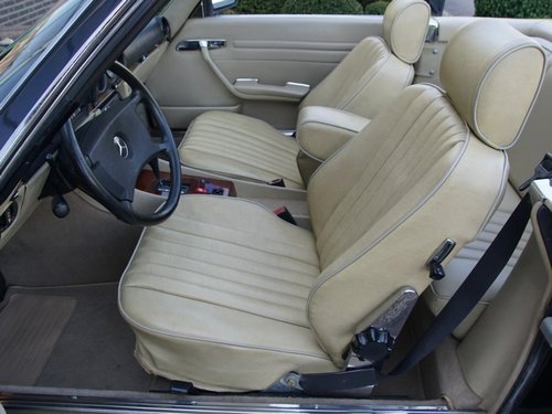 1986 Mercedes 300SL  only 64.000 miles. Matching numbers! For Sale (picture 3 of 6)